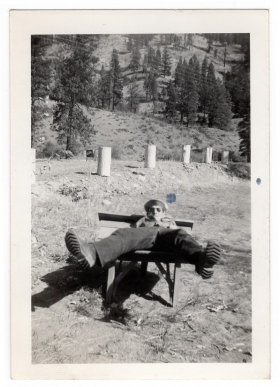 <h5>Soldier</h5><p>Unidentified soldier. Provided by the family of Ivo Schommer.</p>
